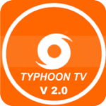 Typhoon Tv Icon